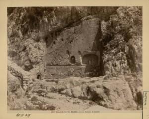 Fontaine de Castalie à Delphes