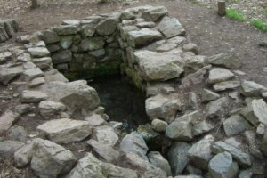 Fontaine de broceliande