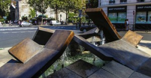 Fontaine d'eau l'Embâcle