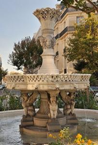 Fontaine place François 1er
