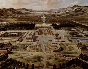 Fontaines du chateau de Versailles